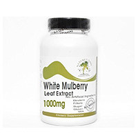 Naturetition Supplements White Mulberry Leaf Extract