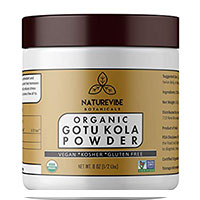 Naturevibe Organic Gotu Kola Powder