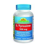نوفا Nutritions L-التيروسين
