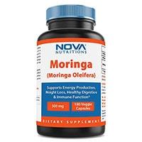 Nova Khasiat Organic Moringa