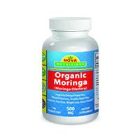 Nova nutritions ORGANIC Moringa