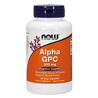 Sekarang Makanan Alpha GPC