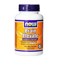 Now Foods Brain Elevate Formula