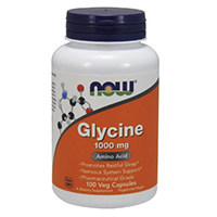Now Foods Glycine 1000mg