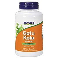 Ahora los alimentos Gotu Kola