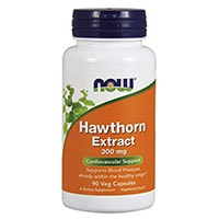 Extrait Now Foods Hawthorn