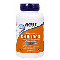 Now Foods Neptune Krill Oil 1000mg