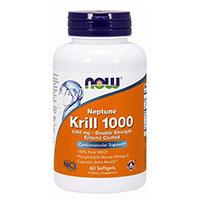 ახლა Foods ნეპტუნი Krill ზეთი 1000mg