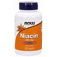 Nu Foods Niacin