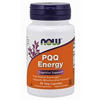 ახლა Foods Pqq ენერგიის პლუს