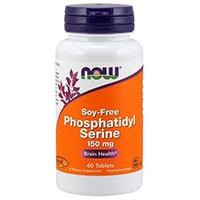 Сега свободен от соя фосфатидил серин
