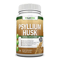 NutriONN Psyllium Husk კაფსულები