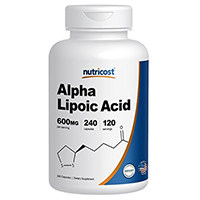 Nutricost alpha lipoic syre