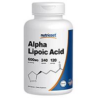 Nutricost ácido lipóico Alpha