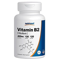 Nutricost Vitamina B2