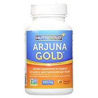 Nutrigold Arjuna ouro