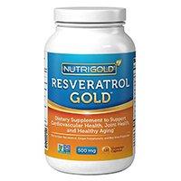 Nutrigold Resveratrol Gold