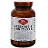 OLYMPIAN LABS Arginine 500mg & Ornithine 250mg-s