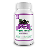 Amptelike Maqui Berry 100% Pure Maqui Berry Uittreksel supplement