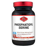 Olympian Labs soia senza fosfatidilserina Complex