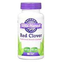 Oregon's Wild Harvest Red Clover Organic Capsules