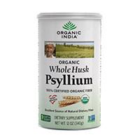 Organik India Whole Husk Psyllium