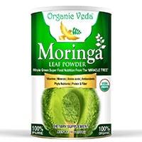 Био Вена органичен прах от листа от моринга