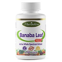 Paradise Herbal Banaba Leaf
