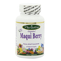 Paradise Herbal Maqui super Vegetarian Kapsul