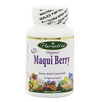 Paradise Herbs Maqui Super Vegetarian Capsules