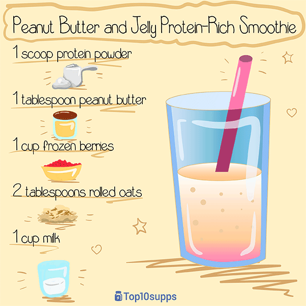 Peanut Butter-và-Jelly-Protein-Rich-600