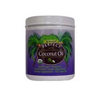 Perfekt Supplements perfekt Coconut Oil