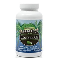 Perfect Supplements Perfect Coconut Oil