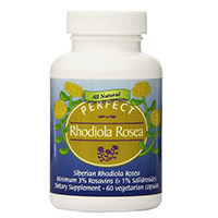 Perfect Supplements Perfect Rhodiola Rosea