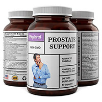 پشتیبانی Phytoral طبیعی پروستات برای مردان