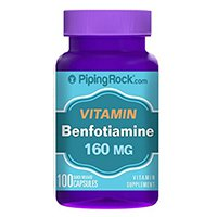 Piping Rock Health Products Benfotiamine