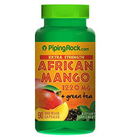 Piping Rock Health Products lisävoimaa Afrikkalainen Mango