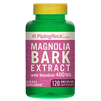 Piping Rock Health Products Magnolia Bark