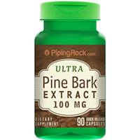 Piping Rock Health Products Pine Bark Extract