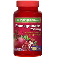 Piping Rock Health Products Pomegranate Extract