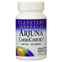 Planetary Herbals Arjuna Cardio Comfort Tablets