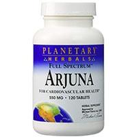 Planetary Herbals Arjuna