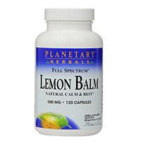 Planetary Herbals Lemon Balm Full Spectrum