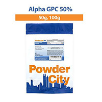 Powder by Alpha GPC