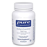 Suiwer Encapsulations Acetyl L Carnitine