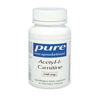 Pura Encapsulations Acetil-L-Carnitina
