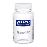 Suiwer encapsulations - Alpha-GPC