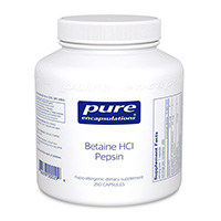 Pure-Encapsulations --- betaína HCL