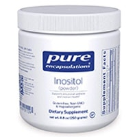Pure indkapslinger Inositol Powder
