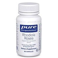 순수 캡슐화 Rhodiola Rosea